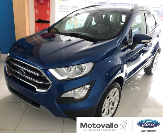 Ford Ecosport Titanium At 4x2