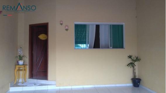 Casa 03 Dorm - Vila Real Continuação - Hortolândia - 201780