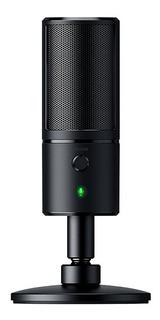 Micrófono De Condensador - Montaje De Choque Incorporado - M