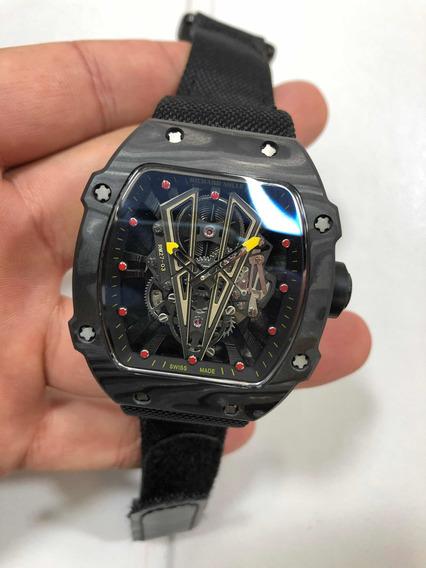 Reloj Richard Mille Rm27-03 rafael Nadal Black