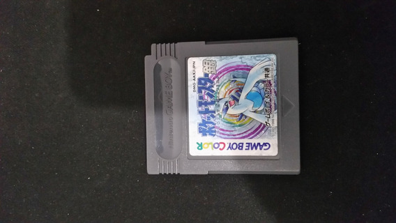 Pokemon Silver Para Gameboy Color