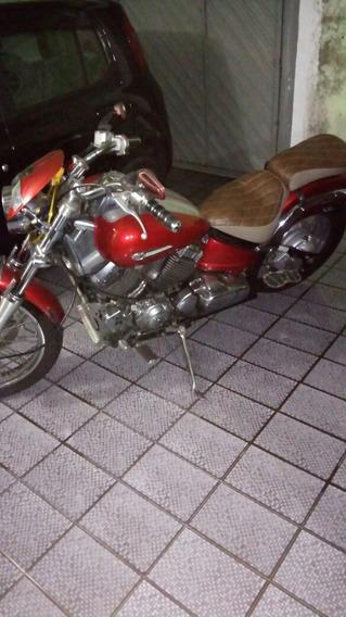 Yamaha Drag Star