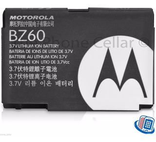 Bateria Oem Bz60 V3 V3a V3c V3i V3m V3t Razr V3xx V6 Maxx