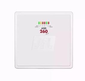 Central Alarme Convencional Jfl Asd260 Discadora Sinal