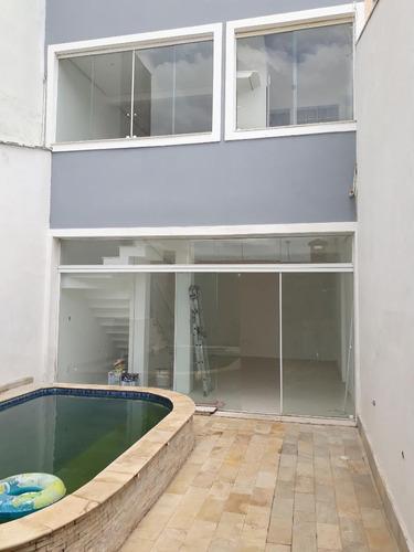 Sobrado Com 3 Dormitórios À Venda, 192 M² Por R$ 420.000,00 - Jardim Das Estrelas - Sorocaba/sp - So0107