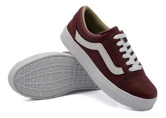 Tenis Listrado Listra Skatista Estiloso Dk Shoes