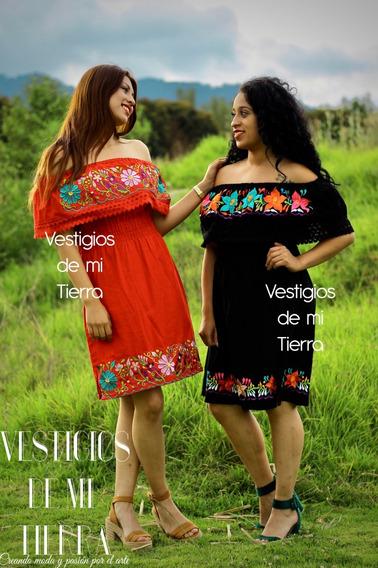 Vestidos Campesinos Artesanales V01