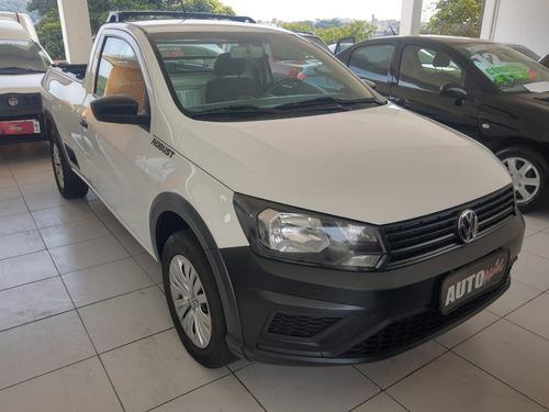 Imagem 1 de 6 de Volkswagen Saveiro Robust Cs 1.6 Msi, Qpc2h11