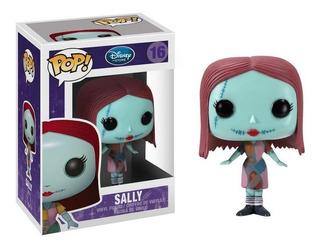 Sally El Extraño Mundo De Jack Disney Original Funko Pop