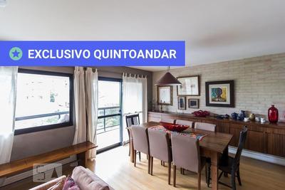 Apartamento No 5º Andar Mobiliado Com 3 Dormitórios E 2 Garagens - Id: 892859561 - 159561