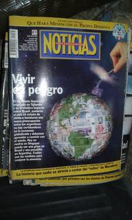 Lote 22 Revistas Noticias 1997 / 1998