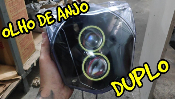 Farol, Duplo Olho De Anjo Start/ Fan/ Titan