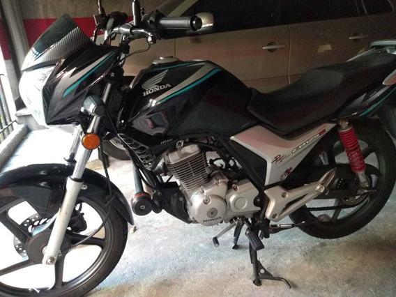 Honda Cb125e Power Sport - Vendida