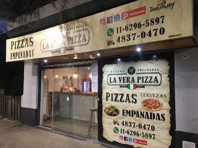 Fondo De Comercio Pizzeria Y Comidas