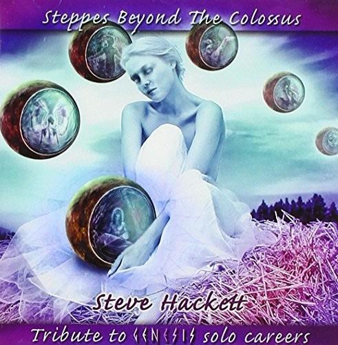 Steve Hackett Stepped Beyond Cd It Imp