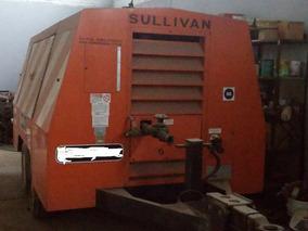 Motocompresor Sullivan 21mts3 Año 1998 Muy Pocas Horas
