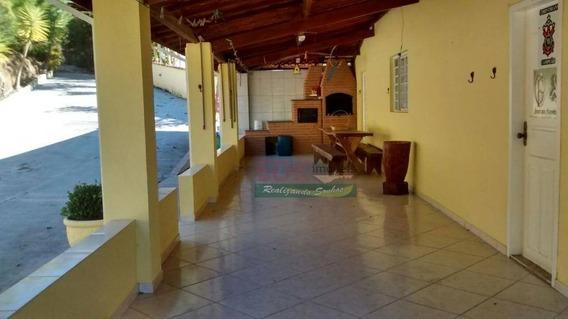 Chácara Residencial À Venda, Monte Alegre, Natividade Da Serra. - Ch0064
