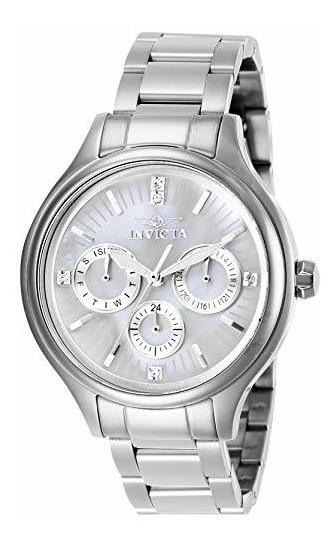 Invicta 28656 Reloj Anala³gico De Cuarzo Para Mujer Pulser