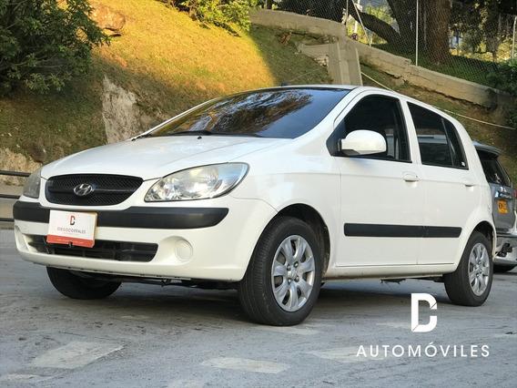 Hyundai Getz Gl 1.6cc 2010