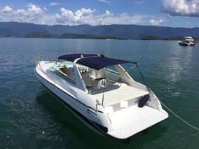 Real Hawk 32 Mercruiser 4.2 220 Hp Cada 2003 Diesel. Caiera.