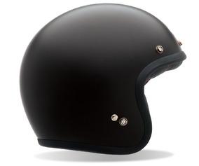 Capacete Bell Custom 500 Solid Matte Black 60 Original