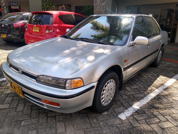 Honda Accord Exi,1993,unico Propietario,original,sun Roof
