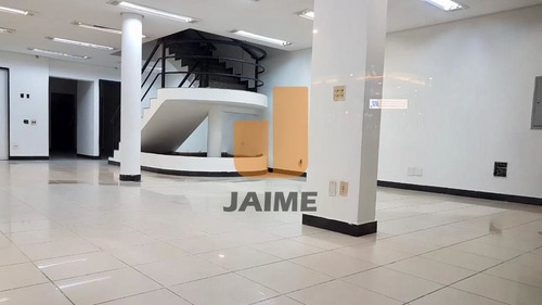 Casa Comercial Para Locação No Bairro Perdizes Em São Paulo - Cod: Ja16489 - Ja16489