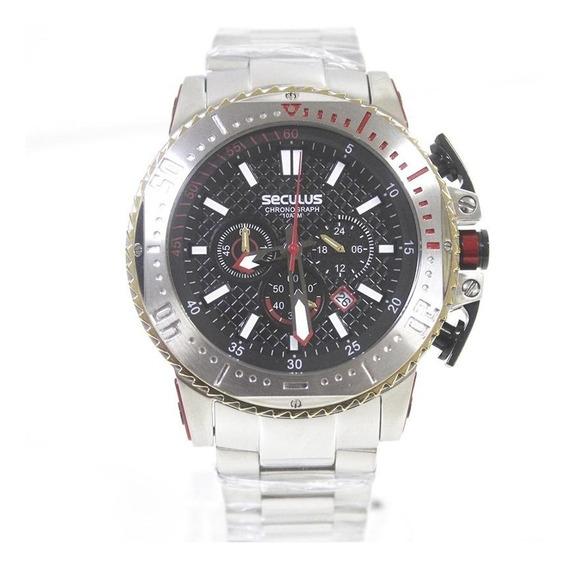 Relógio Masculino Seculus 20480g0svna1