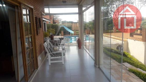 Casa Com 3 Dormitórios À Venda, 420 M² Por R$ 1.300.000 - Condomínio Jardim Das Palmeiras - Bragança Paulista/sp - Ca2474
