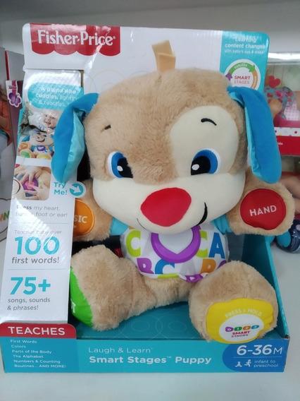 Fisher-price Perro Para Bebes Con Más De 75 Sonidos