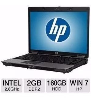 Notebook Hp 6930p Intel Core 2 Duo 320gb 2gb Reacondicionada