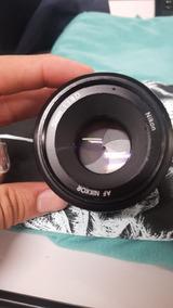 Lente Nikon Af 50mm 1.8 D