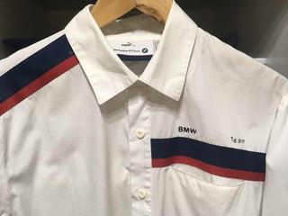 Camisa Puma Bmw
