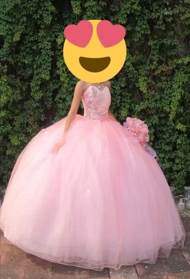 Vestido De Quienciañera