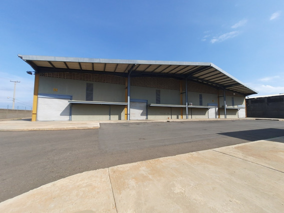Galpon En Alquiler Zona Industrial. Mls #21-3959. Oa