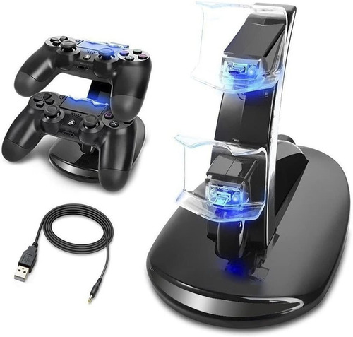 Cargador Mando Ps4 Slim Play Station Dual Shock 4 Charger