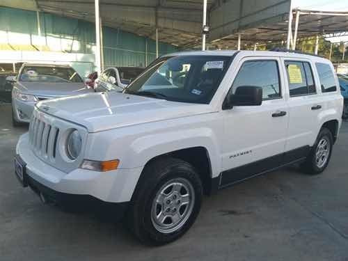Jeep Patriot 2016 Patriot 2016 Clean