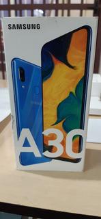 Samsung A 30 Usado Estado De Novo C/ Nota Fiscal.