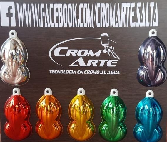 Pinturas Candys Colores Profundos Especial Para Cromados!!
