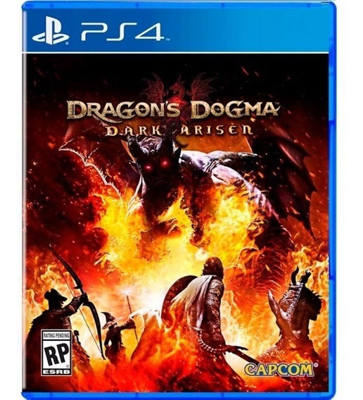 Dragons Dogma Ps4 Midia Fisica