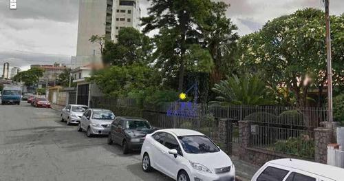 Terreno À Venda, 1046 M² Por R$ 4.800.000,00 - Anália Franco - São Paulo/sp - Te0069