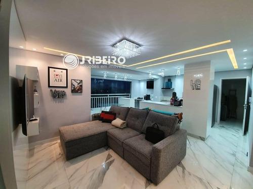 Apartamento Alto Padrão Para Venda Em Santana São Paulo-sp - 126593l