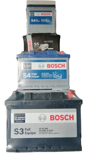 Baterías Bosch A Domicilio / Quito/ Valles