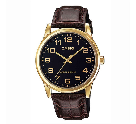 Relógio Casio Collection Analógico Masculino Mtp-v001gl-1b