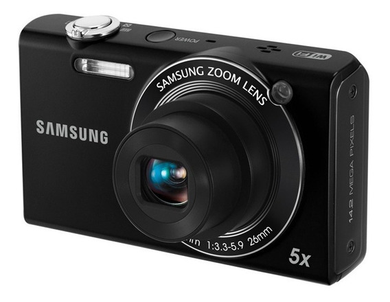 Camera Digital Samsung Sh100 14.2 Mp