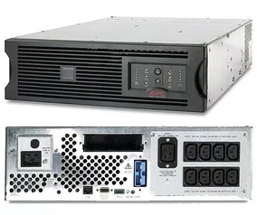 No-break Inteligente Xl Da Apc 3000 Va E 230 V, Para Rack