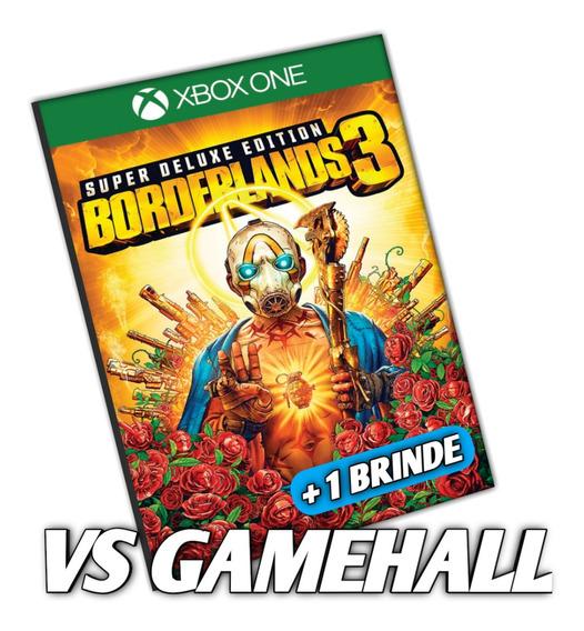 Borderlands 3 Xbox One Midia Digital + Brinde !!