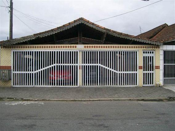 Casa De Condôminio 02 Dormitórios-tupi-praia Grande - Sp433