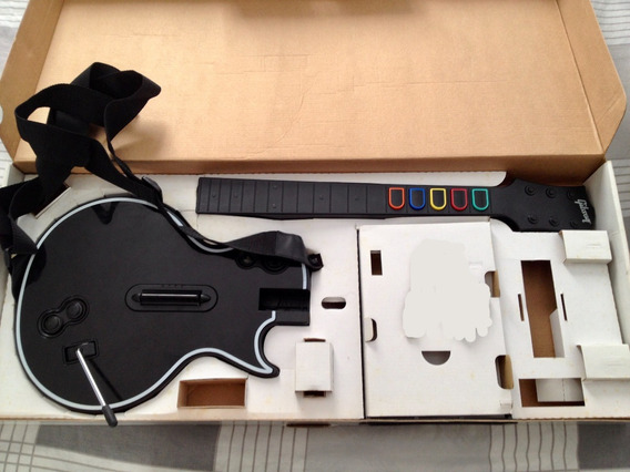 Guitarra Ps3 Playstation Guitar Hero Les Paul Defeito
