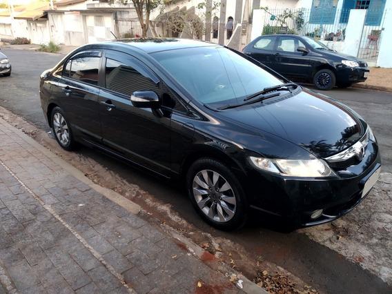 New Civic Lxl Se - Top Da Categoria (troca Por Caminhão)